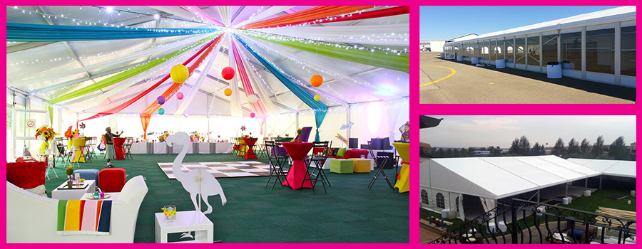 & Marquee Hire Johannesburg - So Where 2 Events